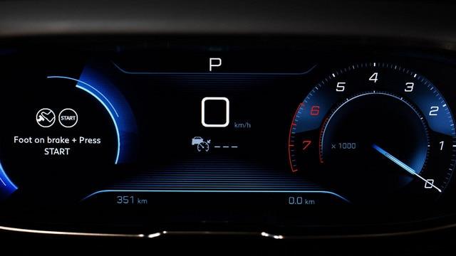 Nuevo SUV Peugeot 3008 Velocidad