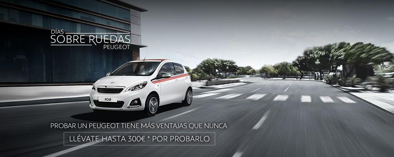 Peugeot 108 - Días sobre ruedas