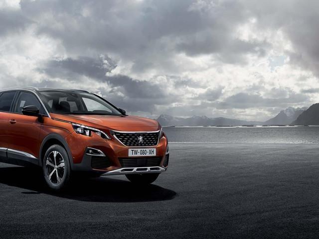 Nuevo SUV Peugeot 3008 estilo extraordinario