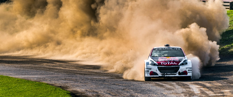 Team Peugeot Hansen WRX