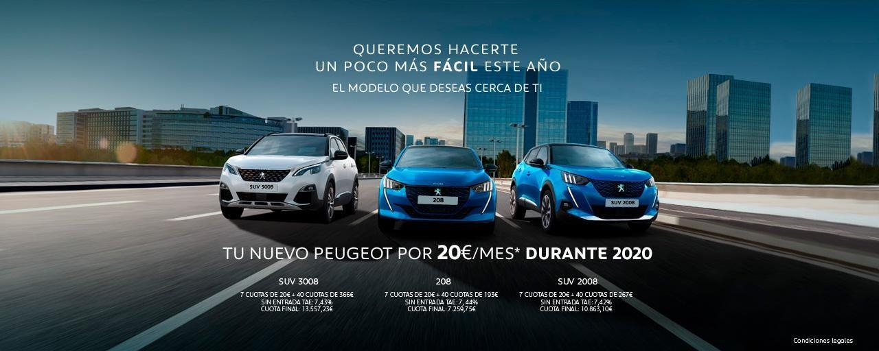 Webstore - Peugeot España