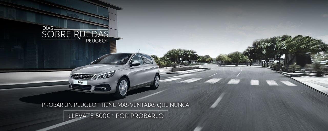 Peugeot 308 - Días sobre ruedas
