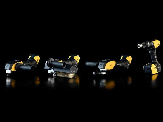 Peugeot herramientas electricas portatiles portada