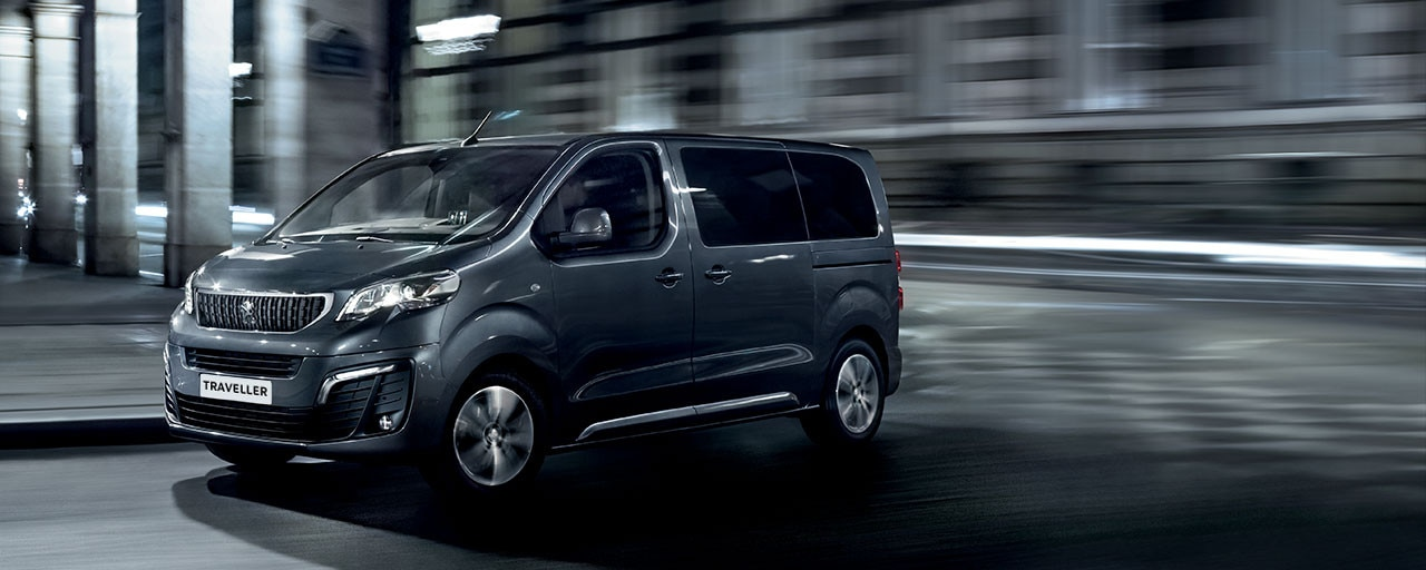 Mainbanner Peugeot Traveller Business