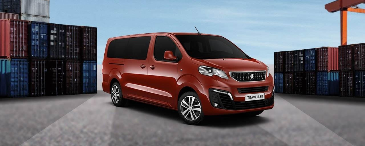 Mainbanner Peugeot Traveller Long