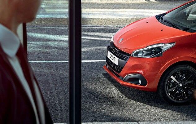 Peugeot 208 tecnología Stop & Start