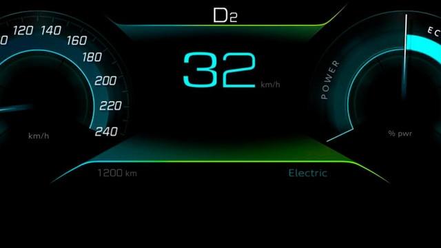 SUV PEUGEOT 3008 HYBRID : Modo Electric